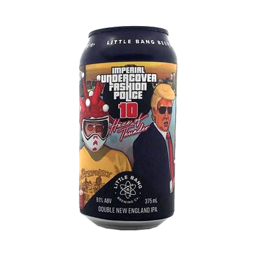 Little Bang Imperial Undercover Fashion Police 9.1% Can 375mL