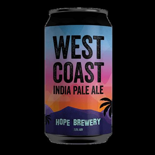 Hope Brewery West Coast I P A 7% Can 375mL