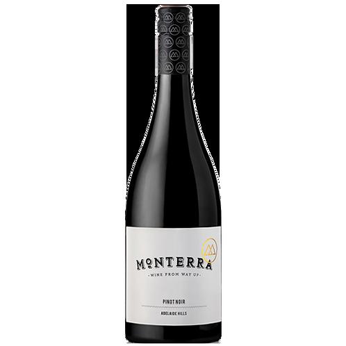 Monterra 2018 Adelaide Hills Mt Pleasant Pinot Noir Btl 750mL