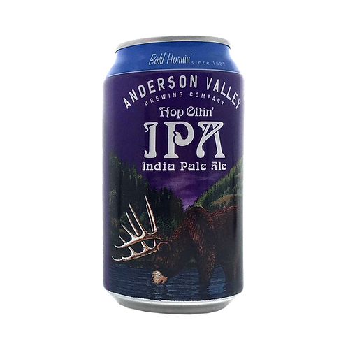 Anderson Valley Hop Ottin IPA 7% Can 355mL