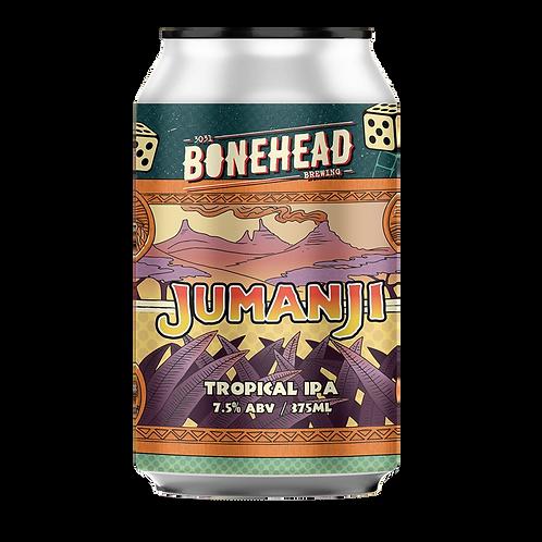 Bonehead Brewing Jumanji Tropical IPA 7.5% Can 375mL