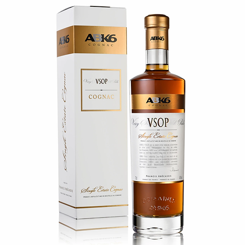 ABK6 French VSOP Cognac Btl 700mL