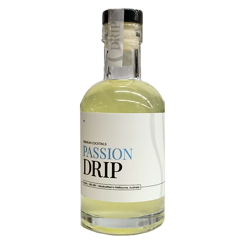 Drip Passion Cocktail Vodka 100mL