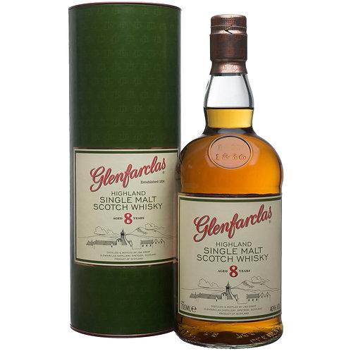 Glenfarclas 8 Year Old Single Malt Scotch Whisky