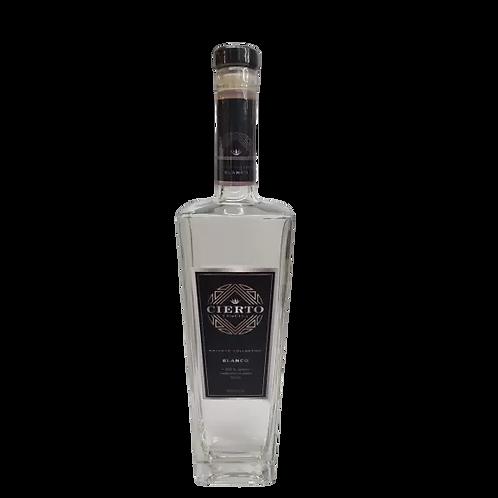 Cierto Blanco Tequila 40% Btl 700mL