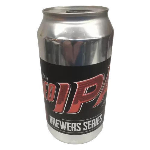 Big Shed Brewers Series Red IPA 5.7% Can 375mL