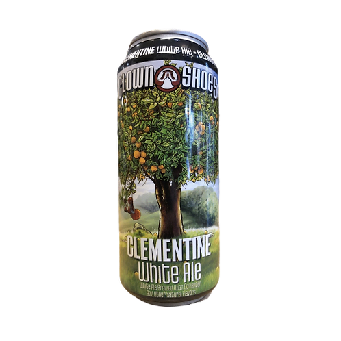 Clown Shoes Clementine White IPA 5% Can 473mL