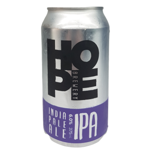 Hope Brewery I P A 6% Can 375mL