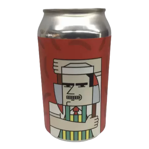Co Conspirators The Double Butcher Double Red IPA 7.5% Can 355mL