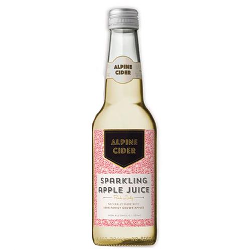 Alpine Cider Pink Lady Sweet 4.5% Btl 330mL