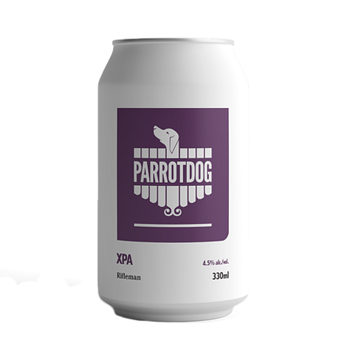 ParrotDog Rifleman XPA 4.5% Can 330mL