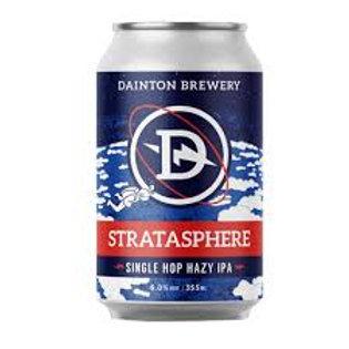 Dainton Brewery Stratasphere Single Hop Hazy IPA 6% Can 355mL