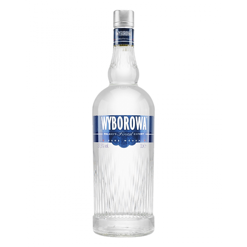 Wyborowa Pure Rye Grain Wodka 37.5% Btl 700mL
