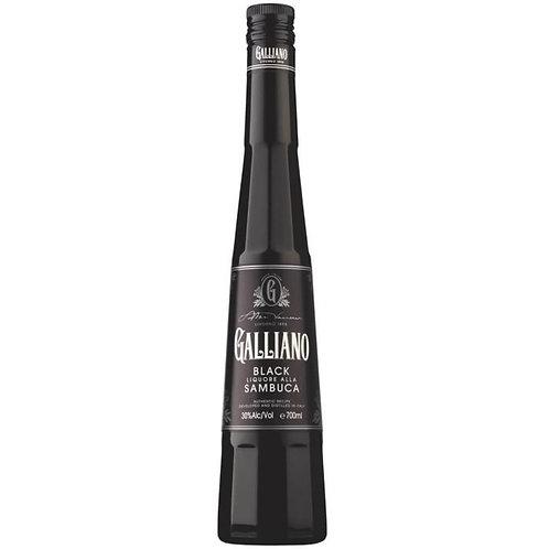 Galliano Black Sambuca Btl 700ml