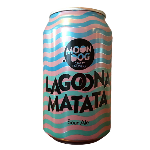 Moon Dog Lagoona Matata Sour Ale 4.2% Can 330mL