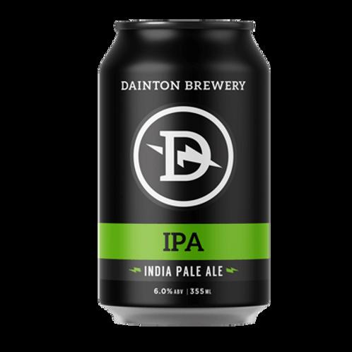 Dainton Brewery IPA 6% Can 355mL