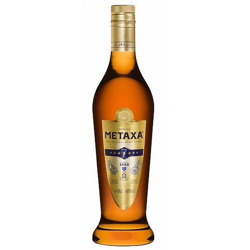 Metaxa 7 Star Greek Brandy 40% Btl 700mL