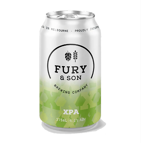 Fury & Son XPA 4.2% Can 375mL