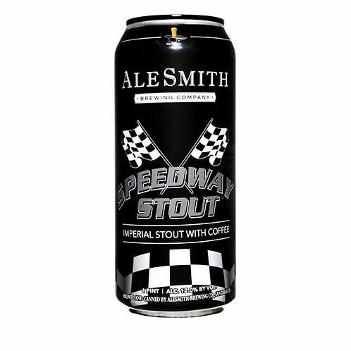 Alesmith Brewing Co Speedway Stout 12% Can 473mL