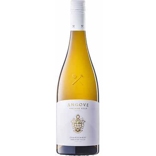 Angove 2019 Adelaide Hills Family Crest Chardonnay Btl 750mL