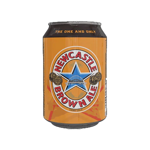 Newcastle Brown Ale 4.7% Can 330mL