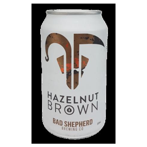 Bad Shepherd Hazelnut Brown 5.6% Can 355mL