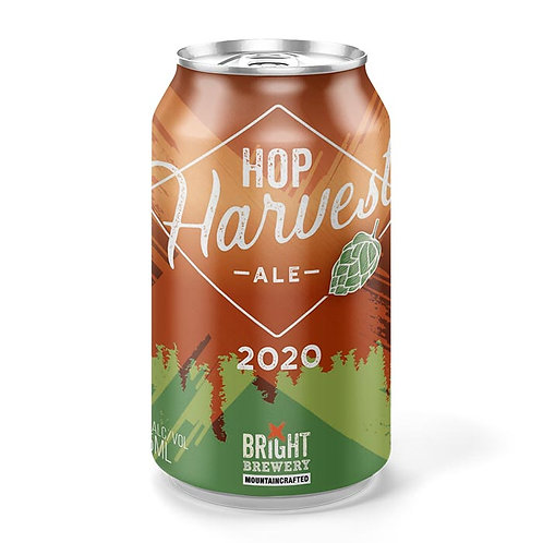 Bright Brewery 2020 Hop Harvest Can 375mL