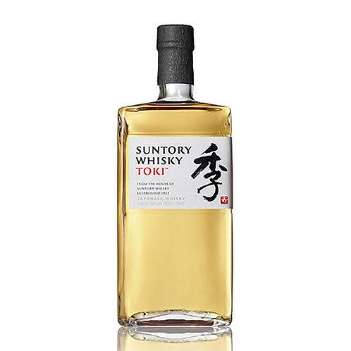 Suntory Toki Japanese Whisky 43% 700mL