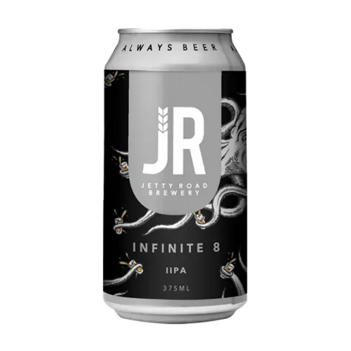 Jetty Road Brewery Infinite 8 DIPA 8.8% Can 375mL