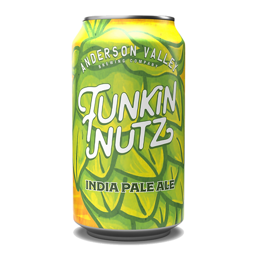 Anderson Valley Funkin Nutz IPA 7.5% Can 355mL