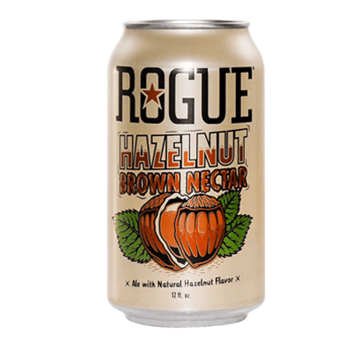Rogue Brewing Hazelnut Brown Nectar 5.6% Can 355mL