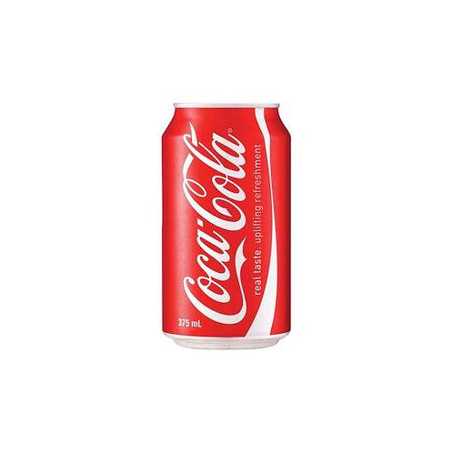 Coca-Cola Can 375ml
