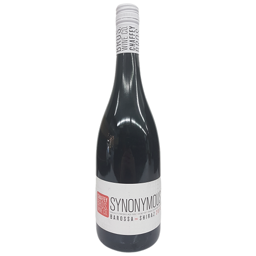 Chaffey Bros Wine Co 2014 Synonymous Barossa Shiraz Btl 750mL