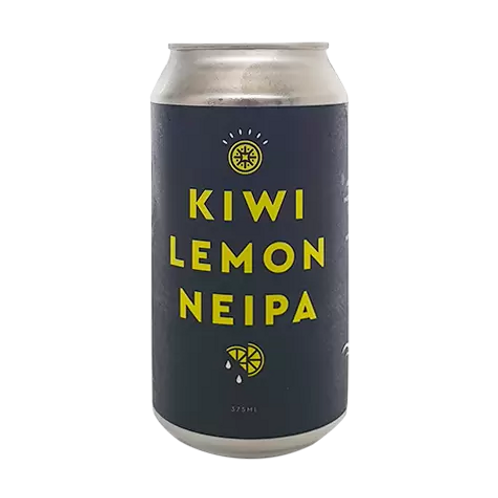 Burnley Brewing X Old Wives Ales Kiwi Lemon NEIPA 6.2% Can 375mL