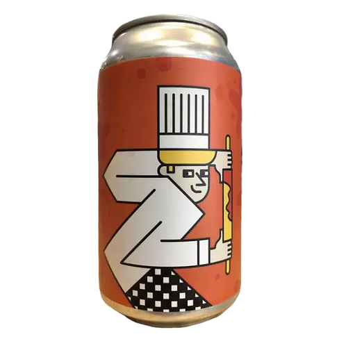 Co Conspirators The Pastry Chef Salted Caramel Slice Stout 8.2% Can 355mL