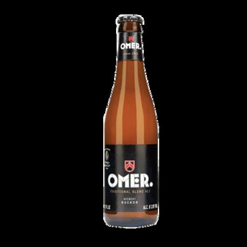 Omer Traditional Blond 8% Btl 330mL