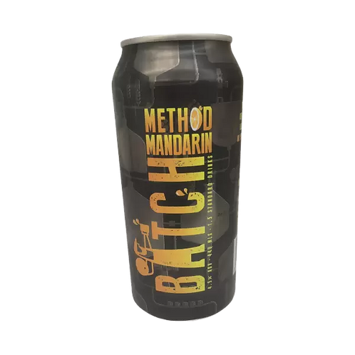 Batch Brewing Co Method Mandarin Kettle Sour 4.5% Can 440mL