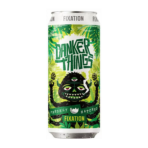 Fixation Freshly Hatched (Danker Things) IPA 7% Can 500mL