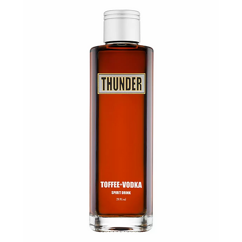 Thunder Toffee Vodka 29.9% Btl 700mL