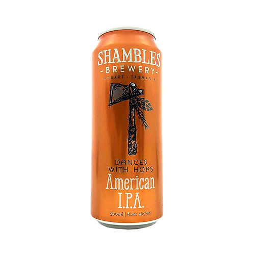 Shambles Brewery Dances with Hops American IPA 6.4% Can 500mL