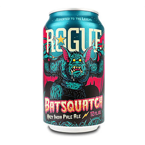 Rogue Brewing Batsquatch Hazy IPA 6.7% Can 355mL