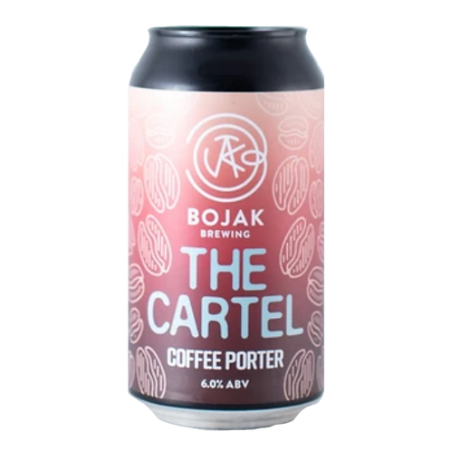 Bojak The Cartel Coffee Porter 6% 375mL