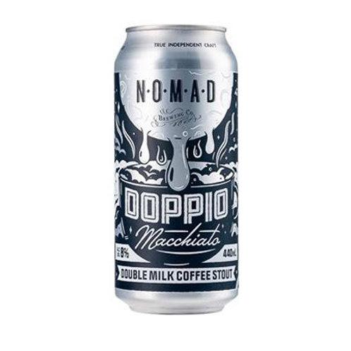 Nomad X Barrel One Doppio Macchiato Dbl Milk Stout 8% Can 440mL