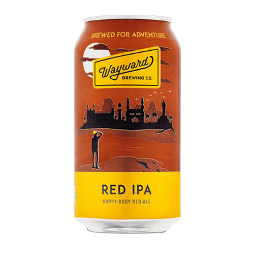 Wayward Brewing Red IPA 6.5% Can 375mL