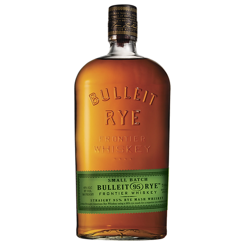 Bulleit 95 Rye Straight American Rye Whisky 700mL