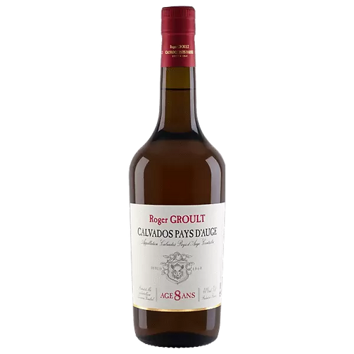 Roger Groult Calvados Pays D'Auge 8 Year Old Btl 700mL