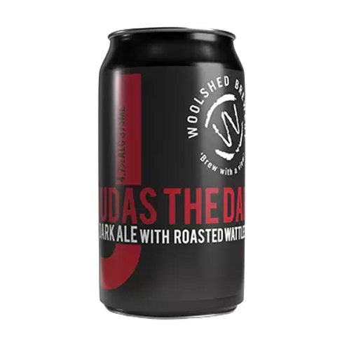 Woolshed Brewery Judas The Dark 4.7% Can 375mL