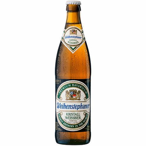 Weihenstephaner Kristall Weissbier 5.4% Btl 500mL