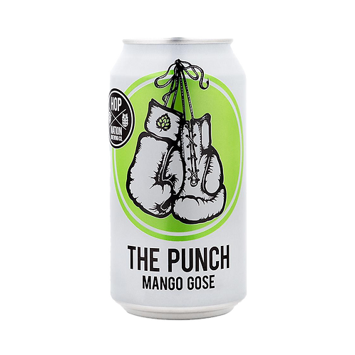Hop Nation The Punch Mango Gose 4% Can 375mL