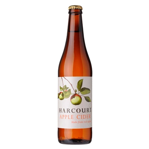 Harcourt Apple Cider 5% Btl 500mL